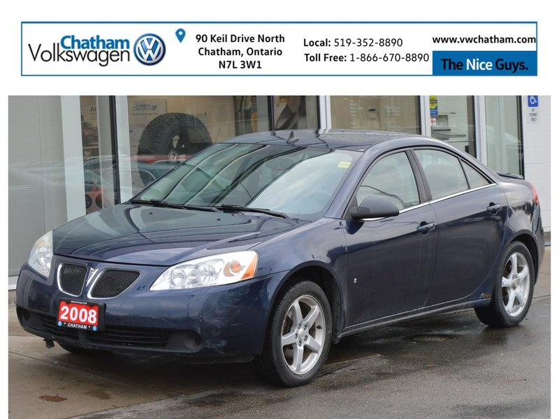 2008 Pontiac G6 for sale in Chatham, Ontario