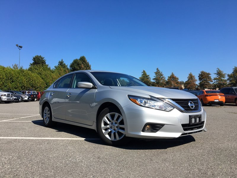 2016 Nissan Altima for sale in Surrey, British Columbia