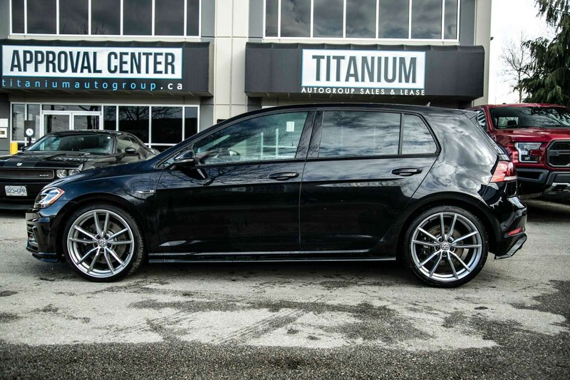 2018 Volkswagen Golf R for sale in Langley, British Columbia