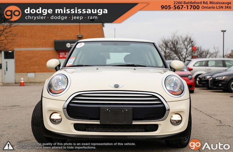 2015 MINI Cooper Hardtop for sale in Mississauga, Ontario
