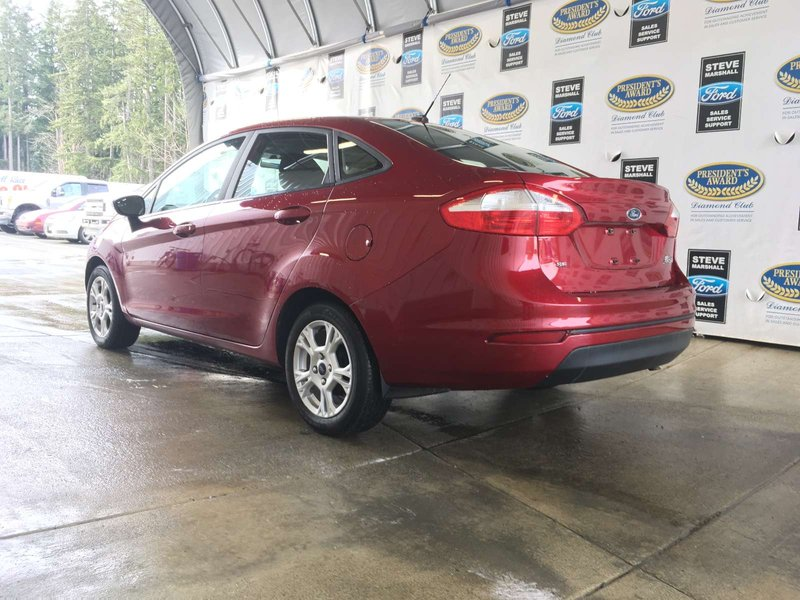 2015 Ford Fiesta for sale in Campbell River, British Columbia