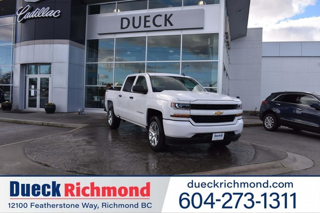 2018 Chevrolet Silverado 1500 for sale in Richmond