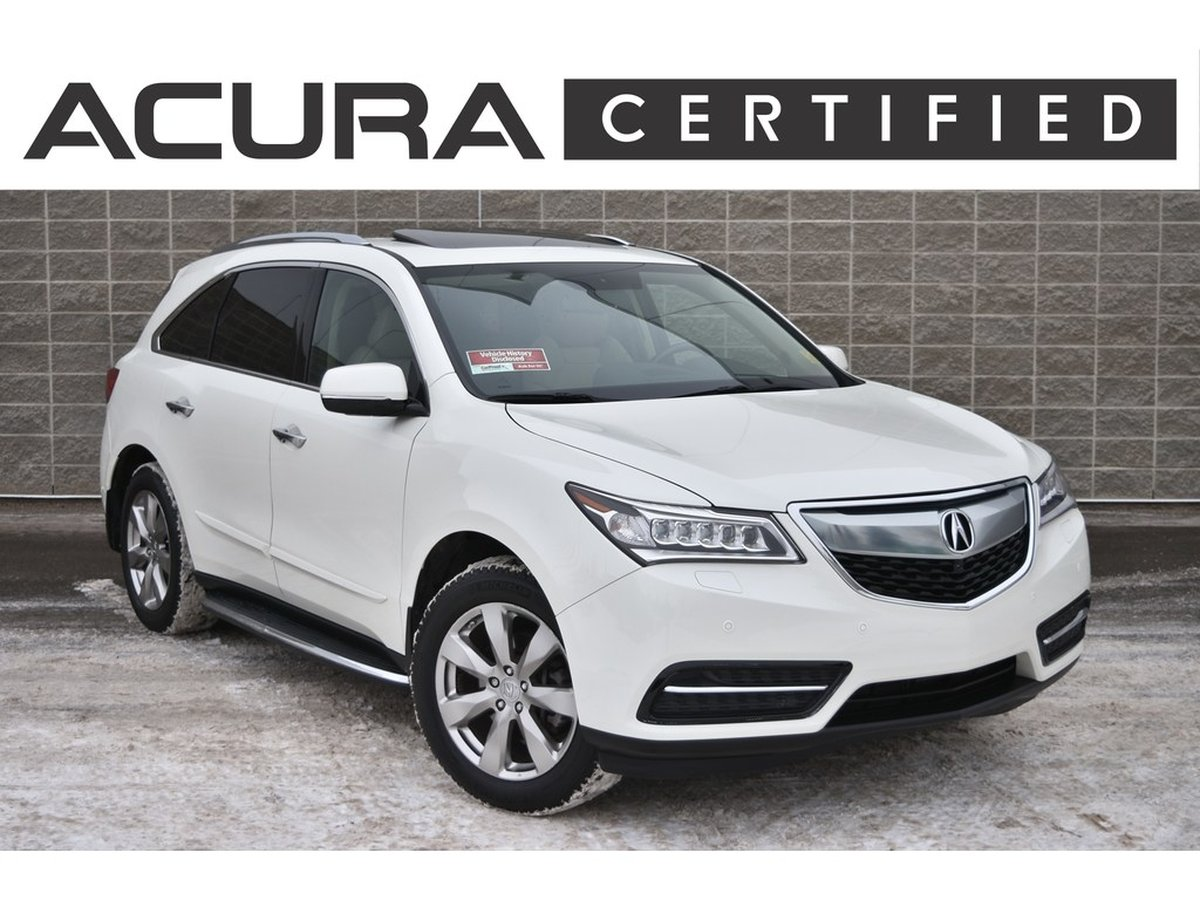 2015 Acura Mdx For Sale >> 2015 Acura Mdx For Sale In Edmonton