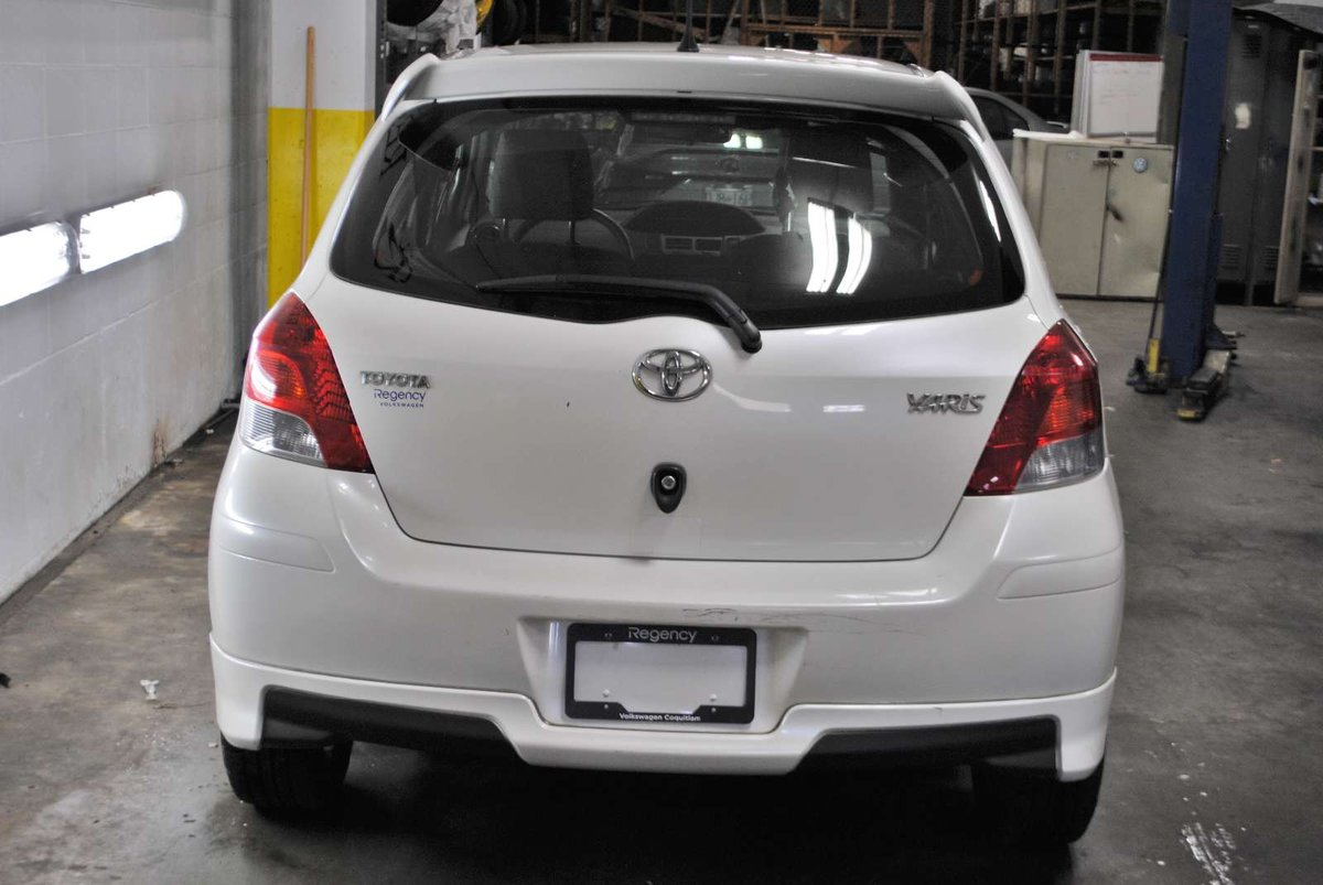 2010 Toyota Yaris for sale in Coquitlam, British Columbia