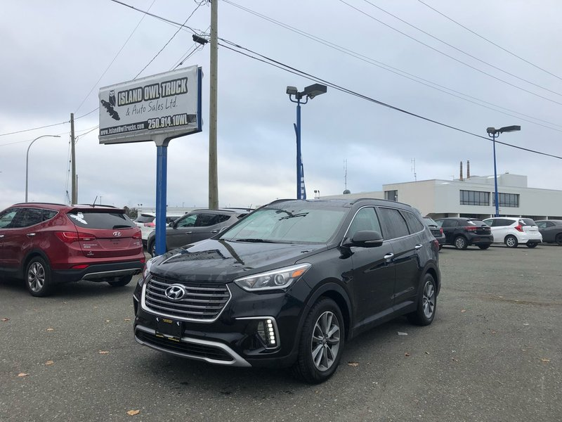 2017 Hyundai Santa Fe XL for sale in Campbell River, British Columbia