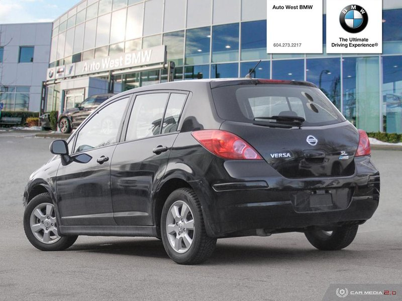 2010 Nissan Versa for sale in Richmond, British Columbia