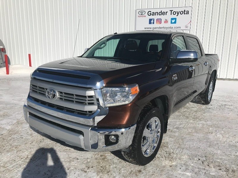 2015 Toyota Tundra for sale in Gander, Newfoundland and Labrador