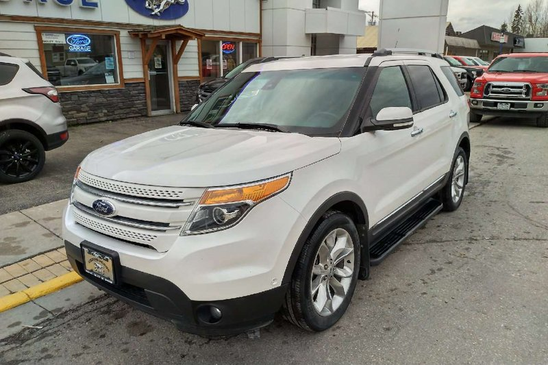2014 Ford Explorer for sale in Golden, British Columbia
