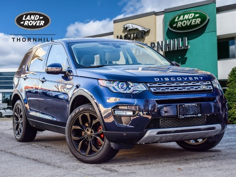 2016 Land Rover Discovery Sport for sale in Thornhill, Ontario