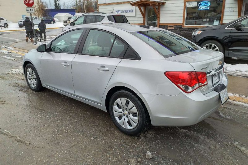 2015 Chevrolet Cruze for sale in Golden, British Columbia