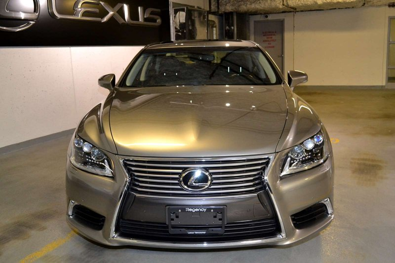 2016 Lexus LS 460 for sale in Vancouver, British Columbia