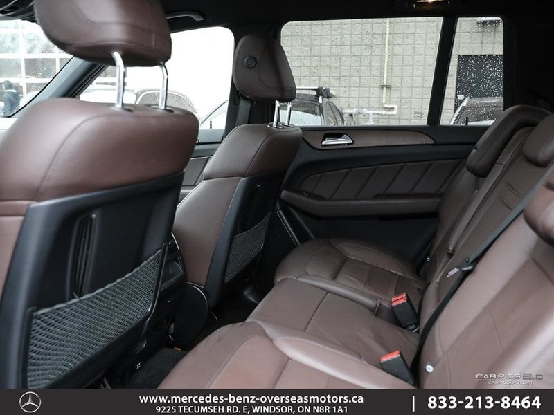 2015 Mercedes-Benz GL for sale in Windsor, Ontario