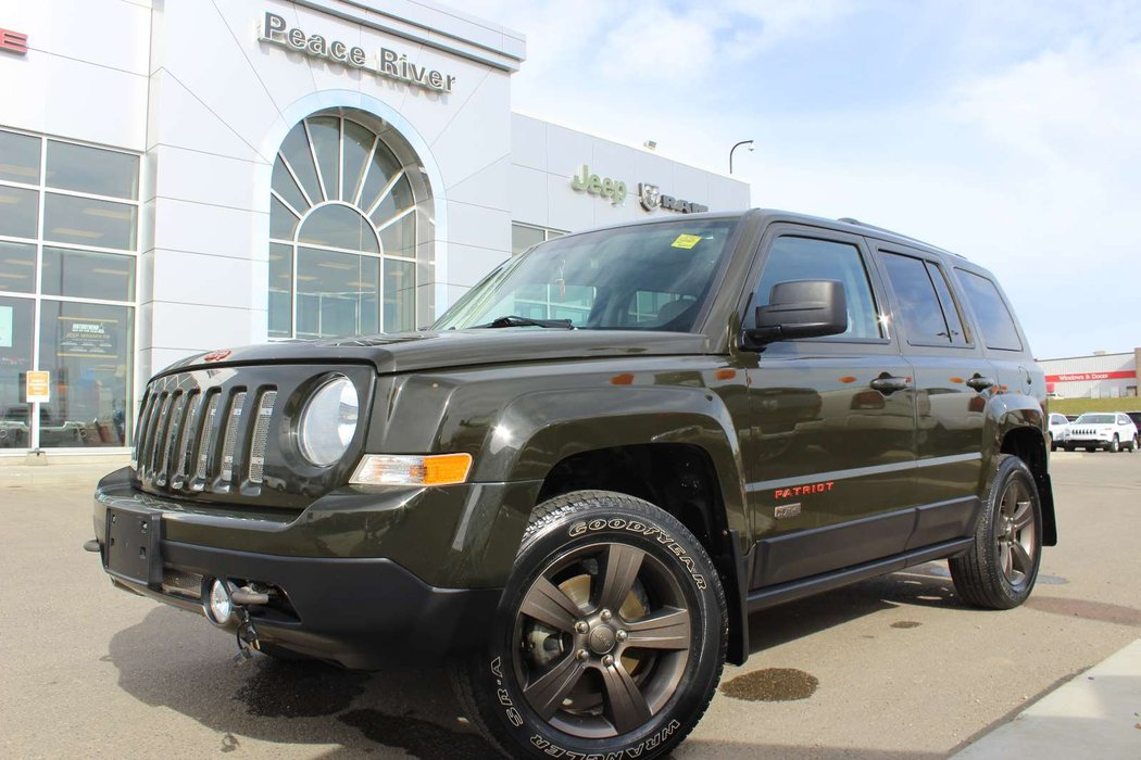 Jeep Patriot For Sale Near Me >> 2016 Jeep Patriot For Sale In Peace River