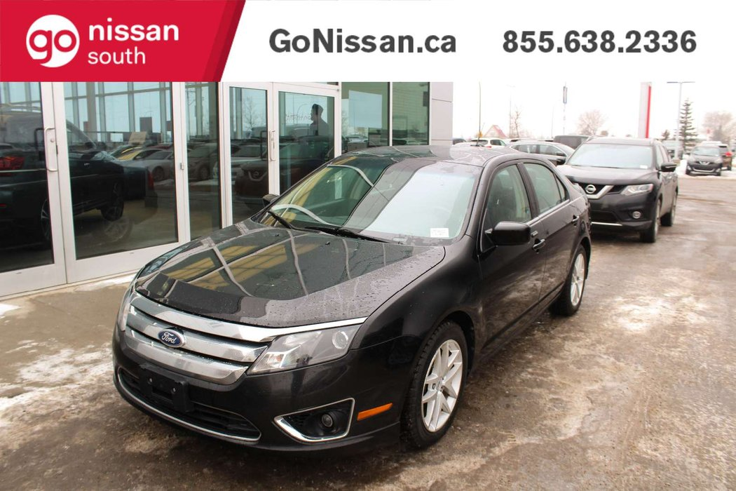2012 Ford Fusion For Sale >> 2012 Ford Fusion For Sale In Edmonton