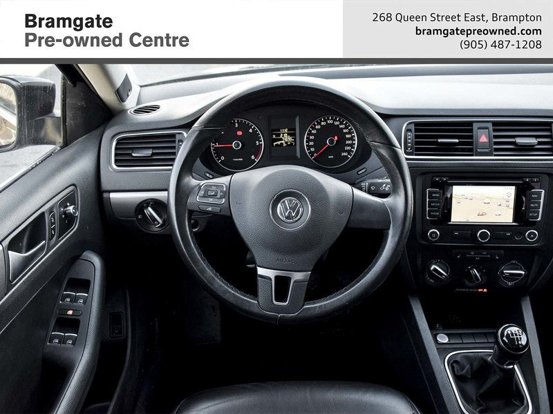 2013 Volkswagen Jetta Sedan for sale in Brampton, Ontario