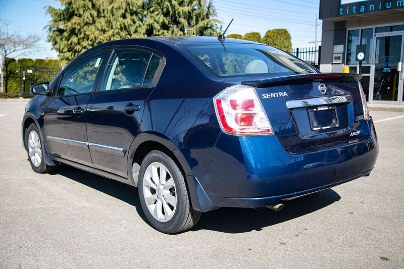 2012 Nissan Sentra for sale in Langley, British Columbia
