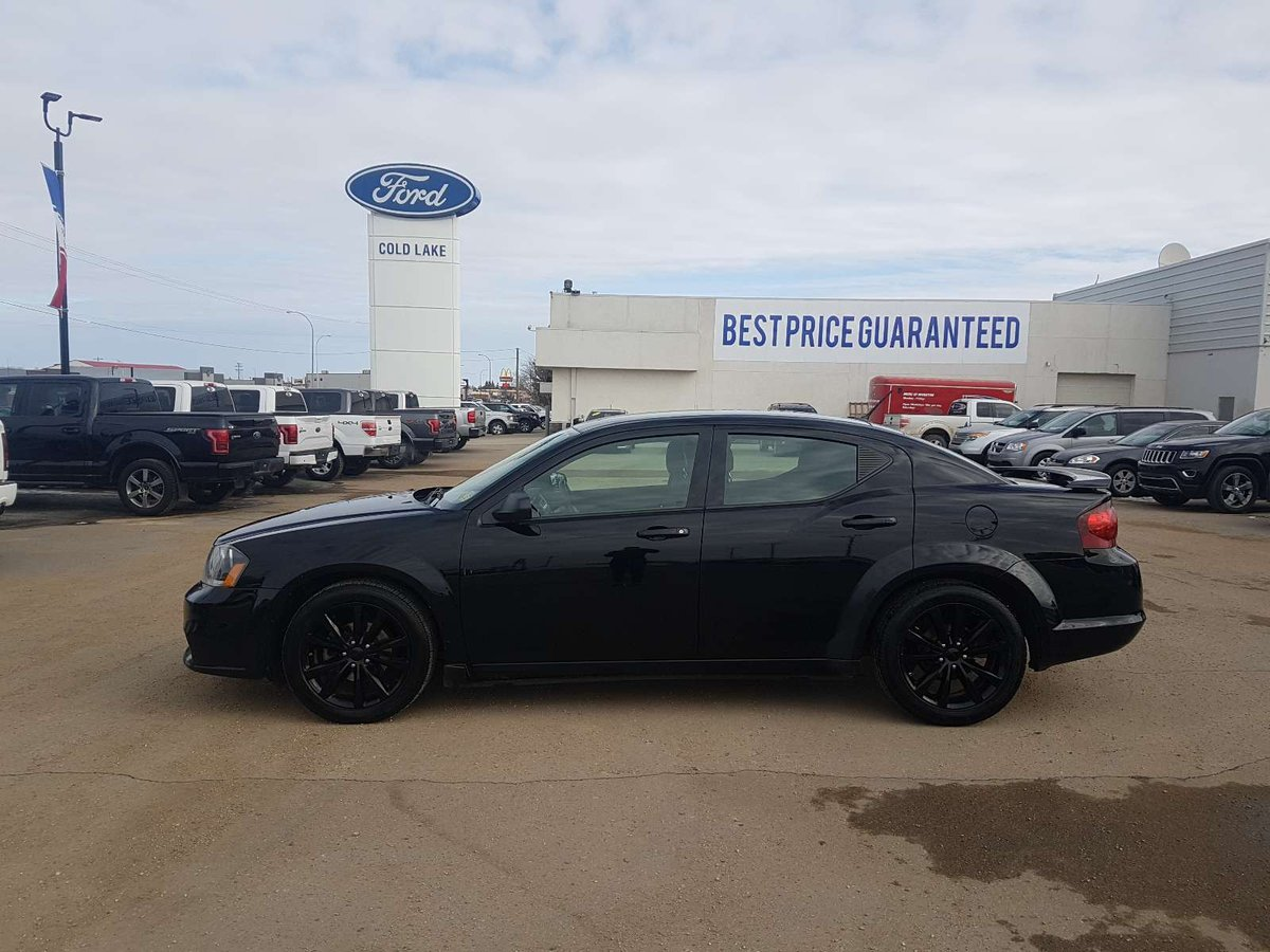 Cold Lake Dodge >> 2013 Dodge Avenger For Sale In Cold Lake