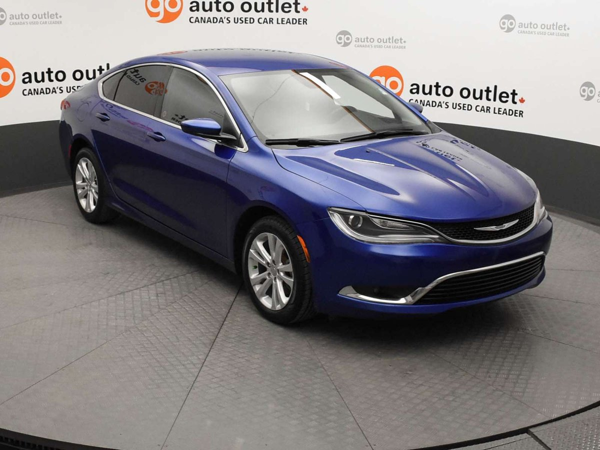 Chrysler 200: Towing A Disabled Vehicle