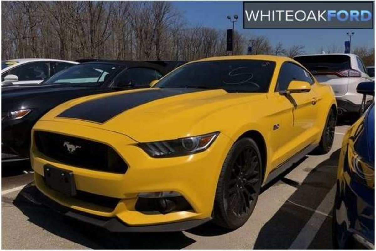 2015 Ford Mustang for sale in Mississauga, Ontario