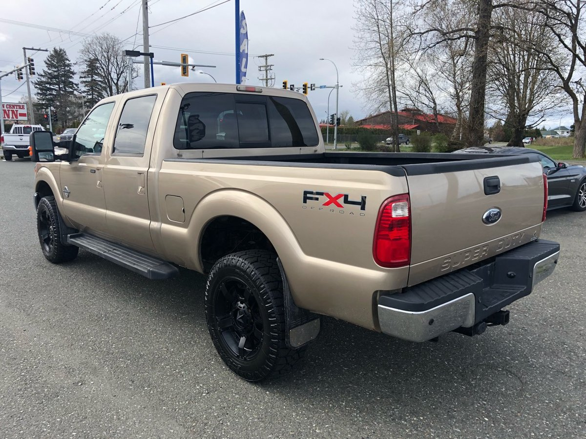 2011 Ford F-350 for sale in Campbell River, British Columbia