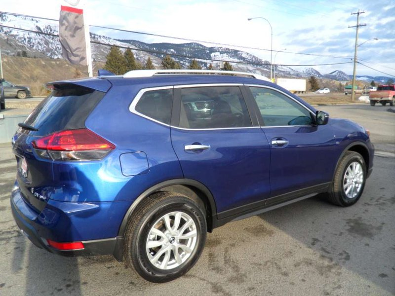 2018 Nissan Rogue for sale in Kamloops, British Columbia
