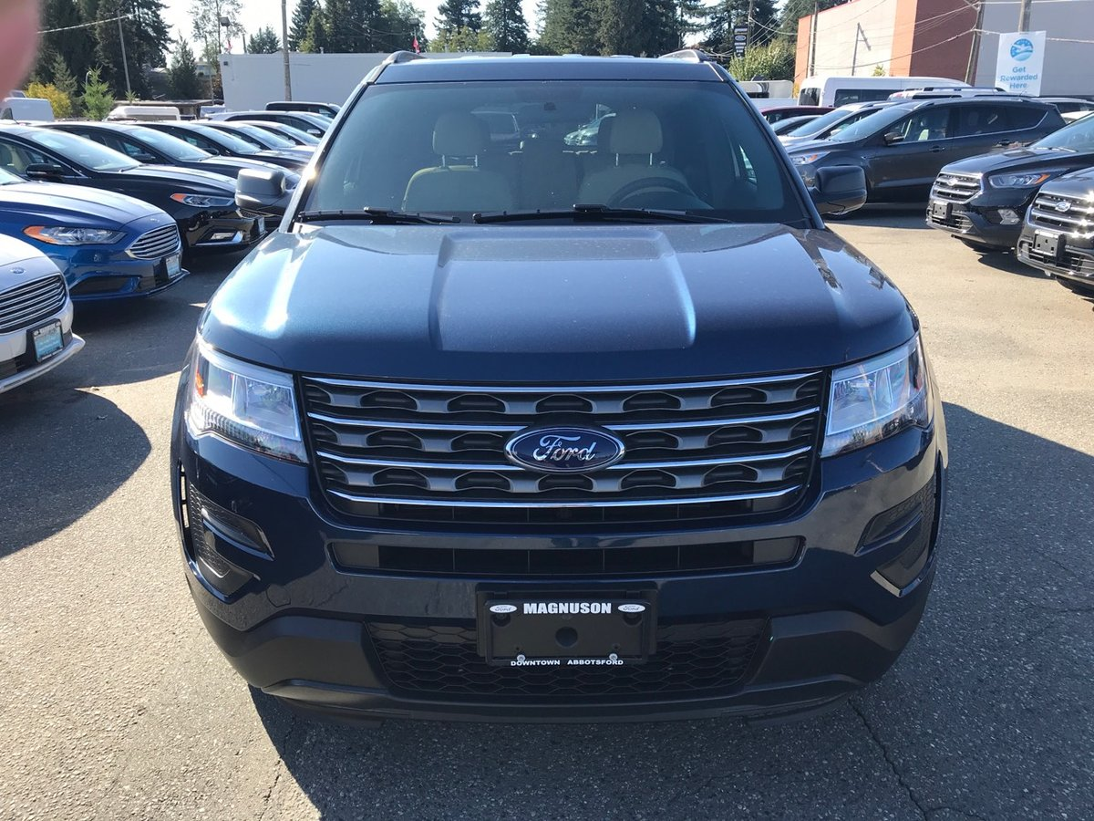 2017 Ford Explorer for sale in Abbotsford, British Columbia