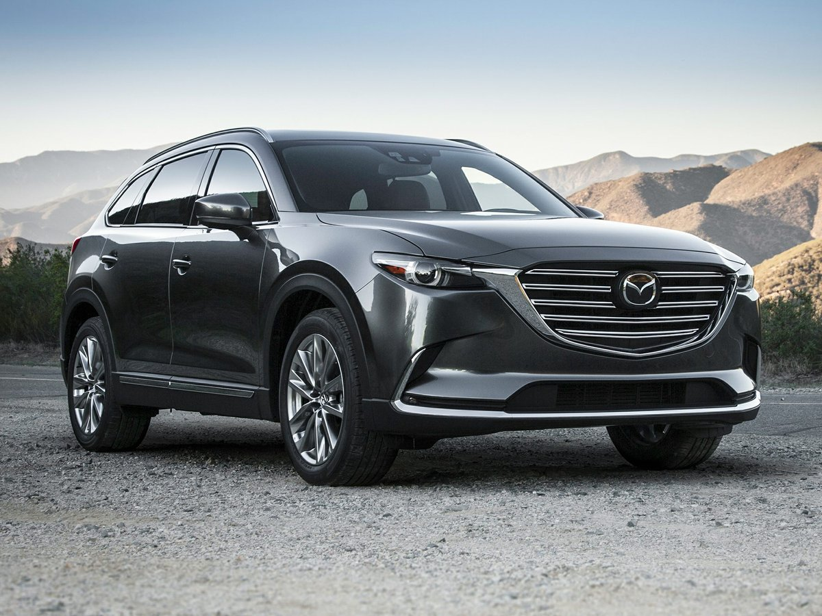 2018 Mazda CX-9 for sale in Campbell River, British Columbia