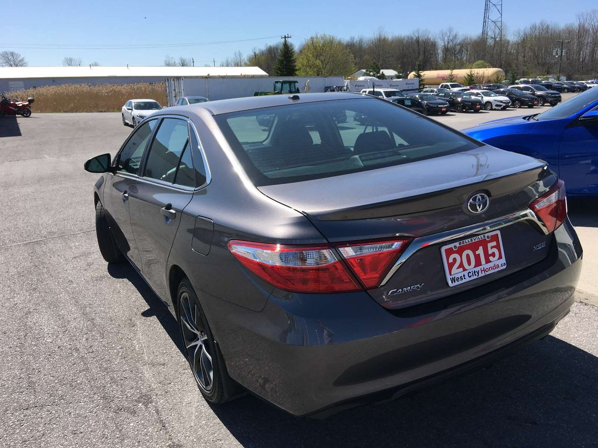 2015 Toyota Camry for sale in Belleville, Ontario