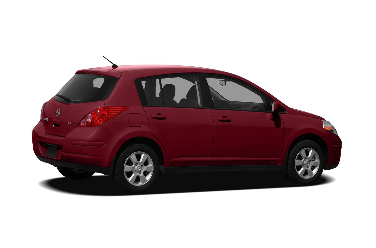 2009 Nissan Versa for sale in Calgary, Alberta