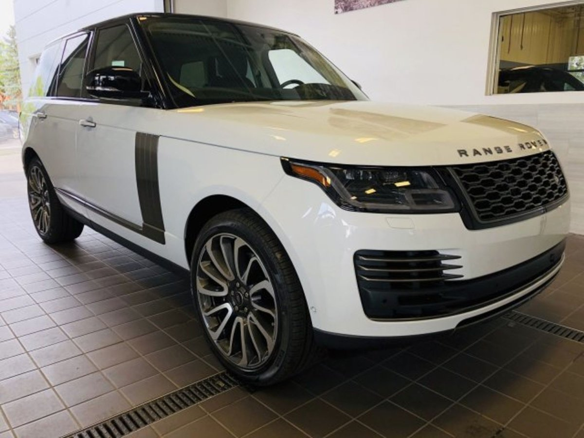 Land Rovers For Sale >> 2020 Land Rover Range Rover For Sale In Calgary