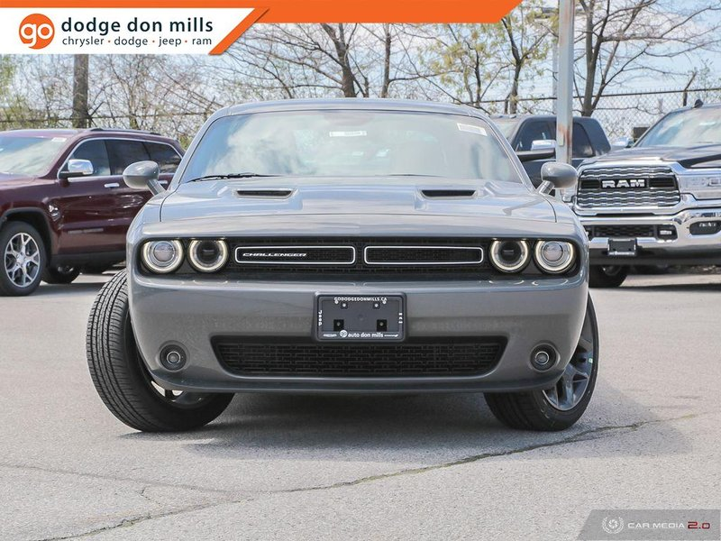 2019 Dodge Challenger for sale in Toronto, Ontario