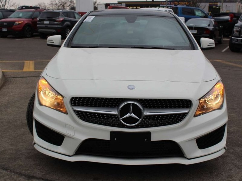 2015 Mercedes-Benz CLA for sale in Mississauga, Ontario