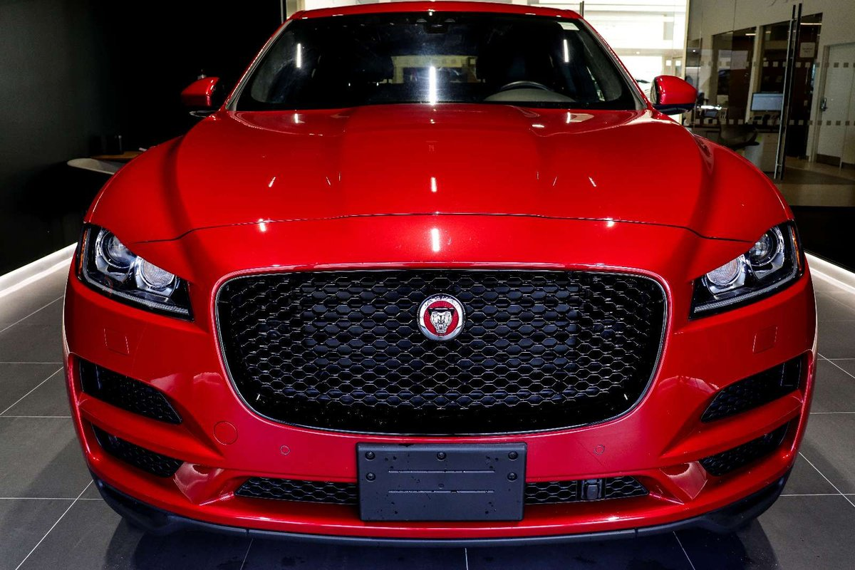2019 Jaguar F Pace For Sale In London