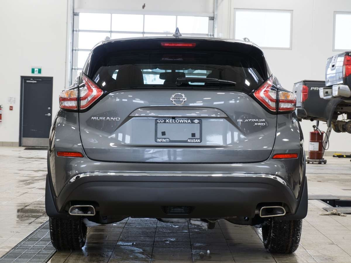 2018 Nissan Murano for sale in Kelowna, British Columbia