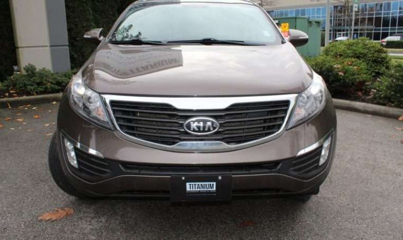 2011 Kia Sportage for sale in Langley, British Columbia