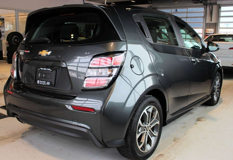 2017 Chevrolet Sonic for sale in Spruce Grove, Alberta