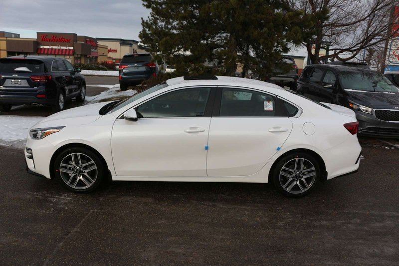 2019 Kia Forte for sale in Edmonton, Alberta