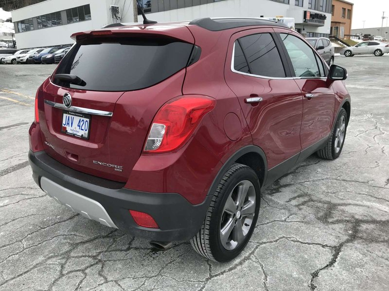 2014 Buick Encore for sale in St. John's, Newfoundland and Labrador