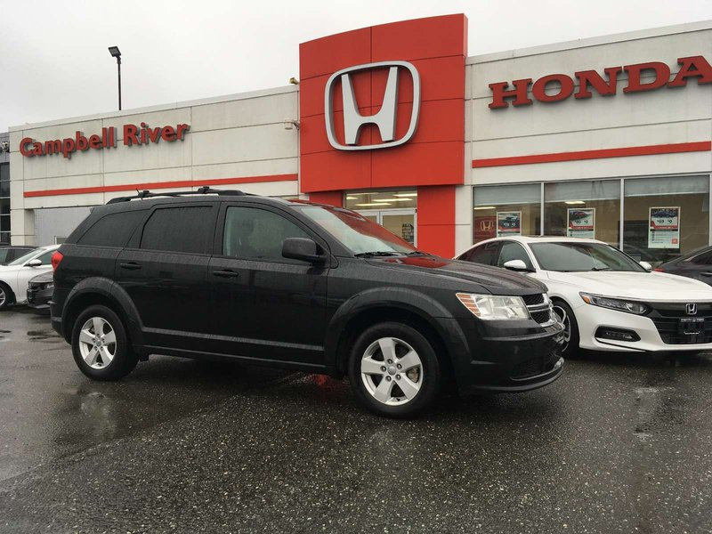 2013 Dodge Journey for sale in Campbell River, British Columbia