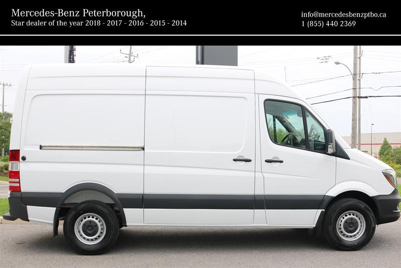 2018 Mercedes-Benz Sprinter Cargo Van for sale in Peterborough, Ontario