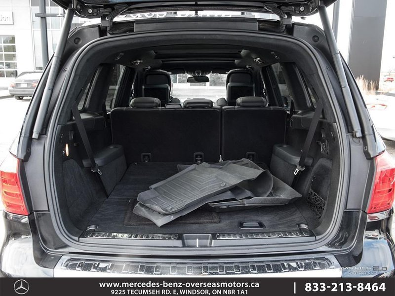 2014 Mercedes-Benz GL for sale in Windsor, Ontario