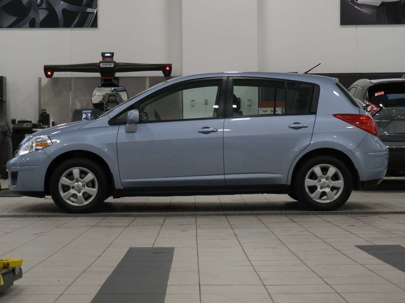 2011 Nissan Versa for sale in Kelowna, British Columbia