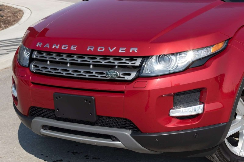 2015 Land Rover Range Rover Evoque for sale in Ajax, Ontario