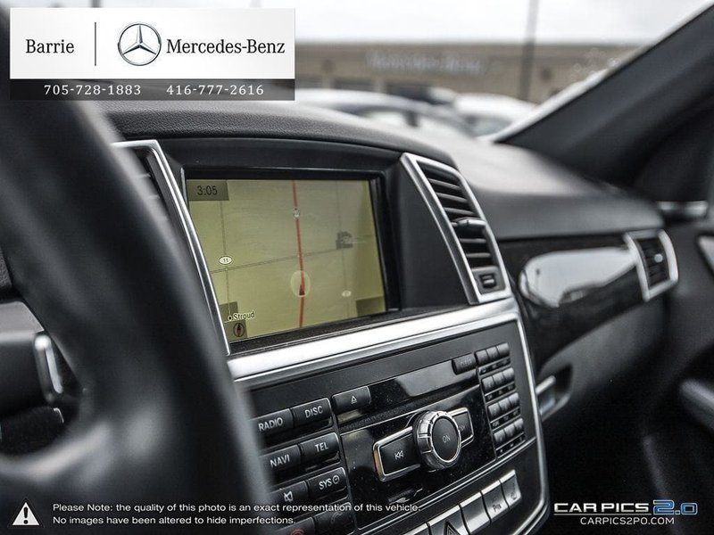 2015 Mercedes-Benz ML for sale in Innisfil, Ontario