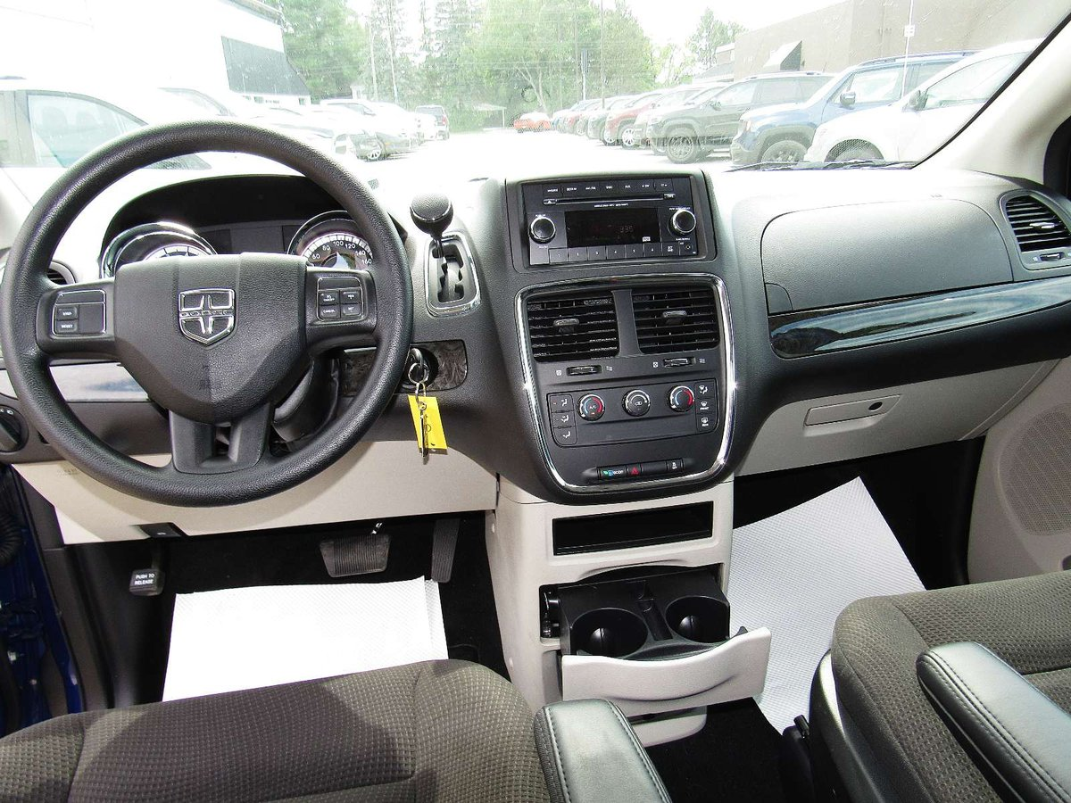 2018 Dodge Grand Caravan for sale in Midland, Ontario