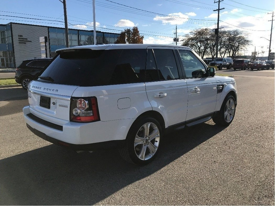 2013 Land Rover Range Rover Sport For Sale In Chatham
