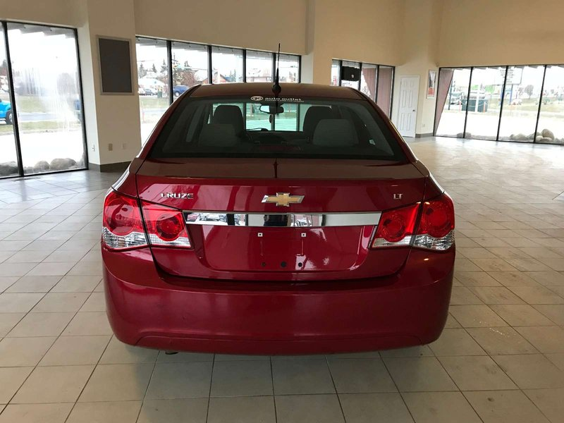 2014 Chevrolet Cruze for sale in Red Deer, Alberta