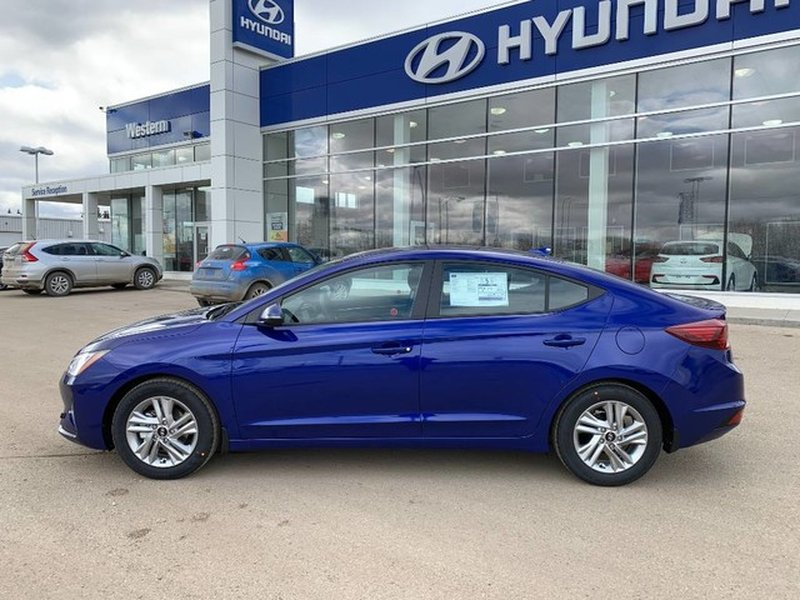 2019 Hyundai Elantra for sale in Moose Jaw, Saskatchewan
