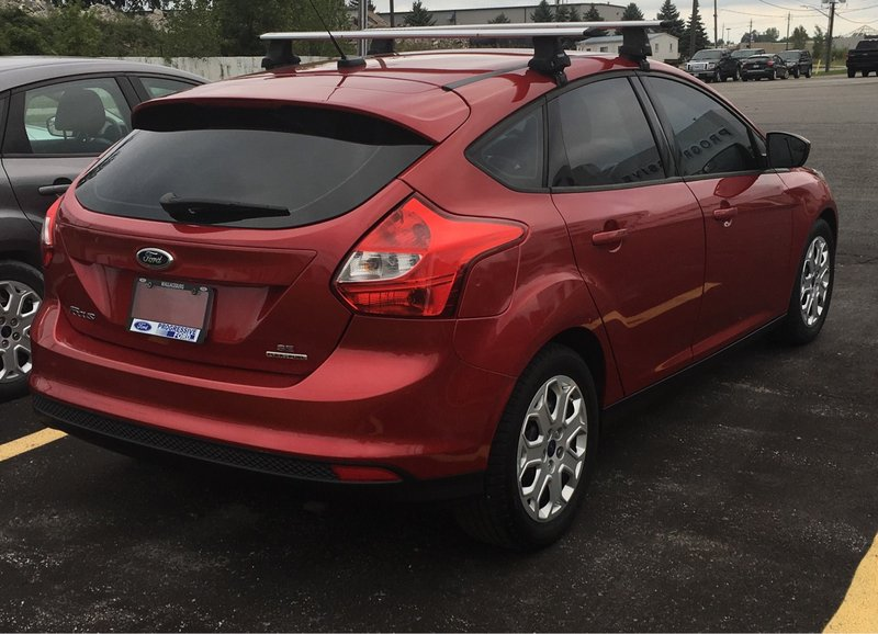 2012 Ford Focus for sale in Wallaceburg, Ontario
