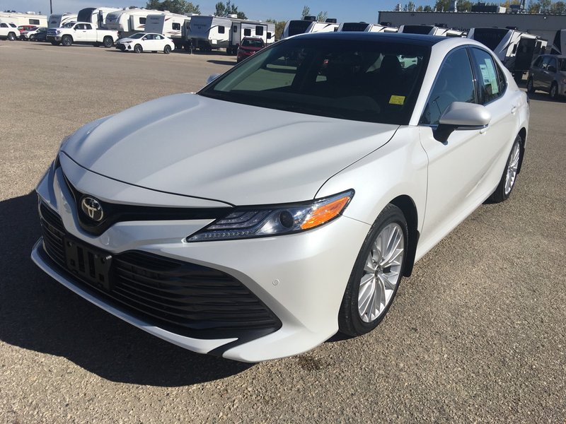 2018 Toyota Camry for sale in Portage La Prairie, Manitoba